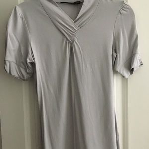 The Limited Women's Top Gray NWT SZ  XS